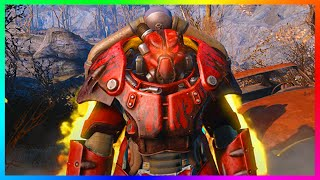 getlinkyoutube.com-Fallout 4 Ultimate X-01 Power Armor Location Guide! - BEST & RAREST Armor In Fallout 4! (FO4)