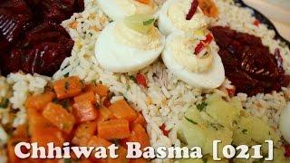getlinkyoutube.com-Chhiwat Basma [021] - Salade du jardin سلطة جردة / سلطة البستان المغربية