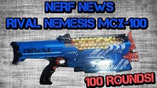 getlinkyoutube.com-NERF NEWS: RIVAL NEMESIS LEAKED!!!