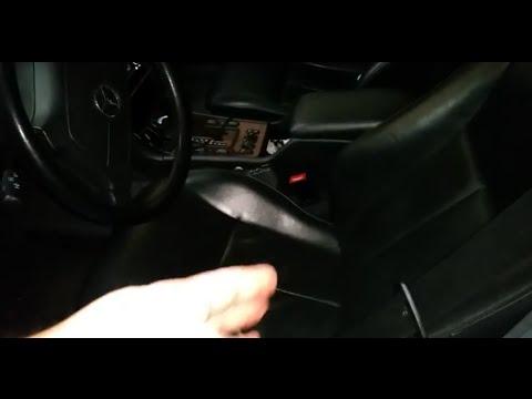Одна из болячек MERCEDES W210: почему перестала работать подкачка боковой поддержки сидения?