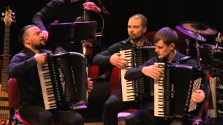 December 2nd, 2014. Concertino Acordeon Ensemble Concert in Istanbul - TURKEY