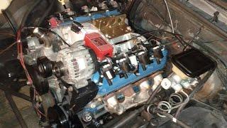 getlinkyoutube.com-How-to: Swap an LSx Ls1 4.8 5.3 6.0 into older GM cars
