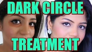 getlinkyoutube.com-Overnight Dark Circle Treatment Remedies | How To Treat dark Under Eye Circles | SuperPrincessjo