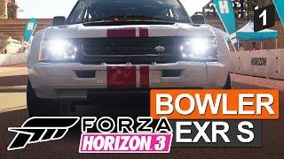 Forza Horizon 3 - Bowler EXR S Cipleriyle Cross Country Yarışları [Multiplayer]
