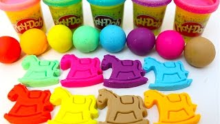 getlinkyoutube.com-Learn Colors Play Doh Fun & Creative for Kids Ice Cream Play Doh Video EggVideos