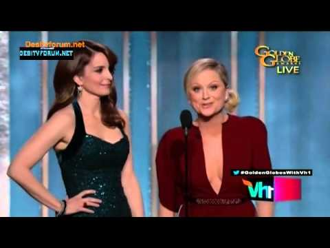 Golden Globe Awards 2013 14th January 2013 Video Watch Online HQ - Part1