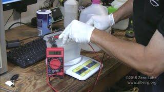 getlinkyoutube.com-#405 Keshe plasma reactor test 01