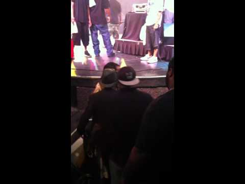 Kat Williams fight at Young Jeezy Concert Phoenix Az Aug 24, 2011