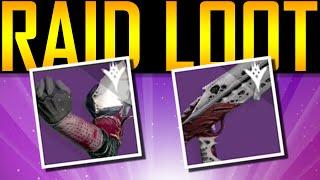 getlinkyoutube.com-Destiny - KING'S FALL RAID LOOT! *SPOILERS*