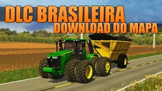 Farming Simulator 2015 - DLC Brasileira (MAPA LIBERADO) - PT-BR