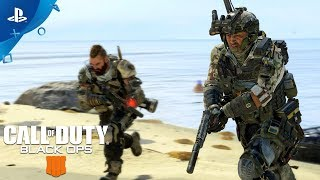 Call of Duty: Black Ops 4 — Multiplayer Reveal Trailer | PS4