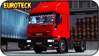 getlinkyoutube.com-Iveco Euro Tech & Euro Star Pack | Euro truck simulator 2 | 1.12. -- 1.13