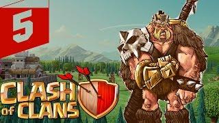 getlinkyoutube.com-Clash of Clans #5 - Копим эликсир на Короля (7 уровень Ратуши)!