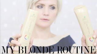 getlinkyoutube.com-My Blonde Routine