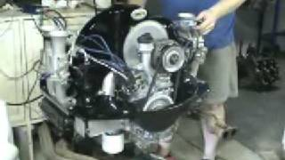 getlinkyoutube.com-2.3 type 4 vw motor