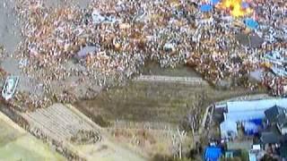 getlinkyoutube.com-津波 車が飲まれるー! 逃げ回る車 東北地方太平洋沖地震