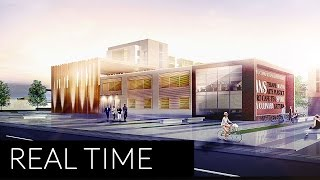 getlinkyoutube.com-Architecture Visualization Render | Photoshop Post Production 2
