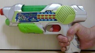 東京ディズニーランドで買った、バズライトイヤーの銃