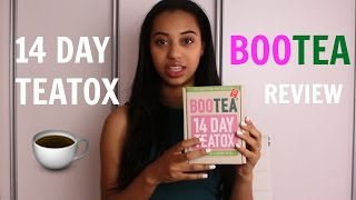 getlinkyoutube.com-BooTea Teatox Review