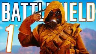 getlinkyoutube.com-Battlefield 1 - Random & Funny Moments #9 (Teammate Pickup! Tank Mating?!)