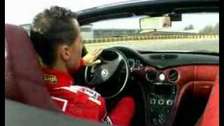 getlinkyoutube.com-Maserati.spyder.Schumacher.test.drive