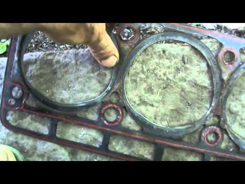 Опасная Прокладка под Головку 402 Двигателя с Подвохом