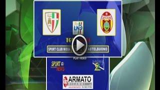 SERVIZIO  SPORT CLUB NISSA   -  CASTELBUONO   2 - 1