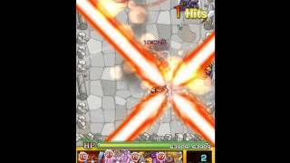 getlinkyoutube.com-Monster strike - 怪物彈珠 v2.4.0 外掛測試(非教學)