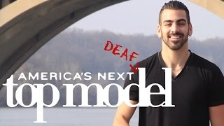 "getlinkyoutube.com-This Cycle's ""America's Next Top Model"" Might Be Deaf"