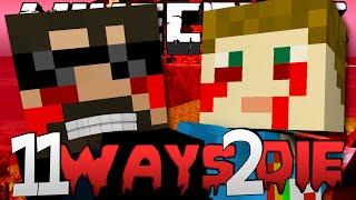 getlinkyoutube.com-Minecraft 11 Ways to Die | DEATH IS GOOD? (Not Scary)
