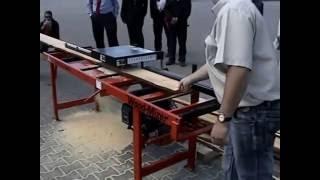 getlinkyoutube.com-Wood-Mizer new EG50 edger
