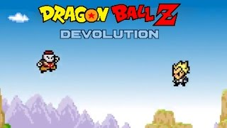 getlinkyoutube.com-Dragon Ball Z Devolution: The Android Saga! (New Version 1.2.2)