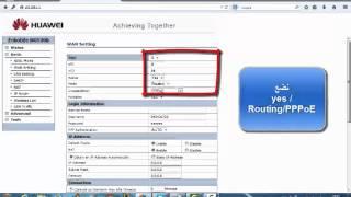 getlinkyoutube.com-الدرس 1 : كيفية اعداد مودم HUAWEI HG520b