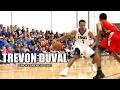 Trevon Duval Is DUKEs Next Great PG! Senior Year Highlights - Tricky Tre