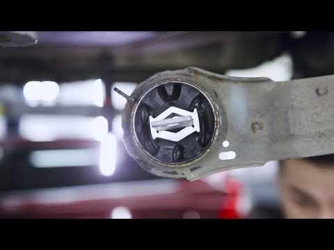 Замена саилентблоков на Volvo S60 - ReVolvo