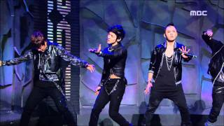 getlinkyoutube.com-BEAST - Shock, 비스트 - 쇼크, Music Core 20100313