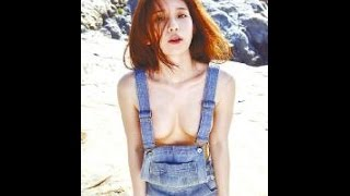 getlinkyoutube.com-雞扒妹(鄭家純)做初熟女人 最後寫真超性感
