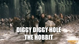 getlinkyoutube.com-♪ Diggy Diggy Hole The Hobbit