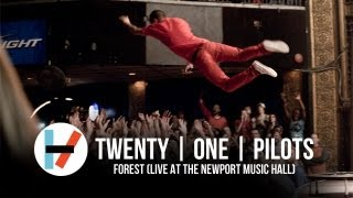 twenty one pilots: Forest (Live at Newport Music Hall) width=