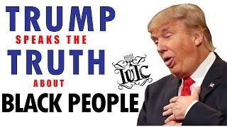 getlinkyoutube.com-The Israelites: TRUMP Speaks The TRUTH About BLACK PEOPLE!!!