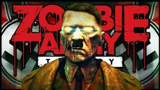 getlinkyoutube.com-KILLING ZOMBIE HITLER (Sniper Elite 3: Zombie Army Trilogy Funny Moments)