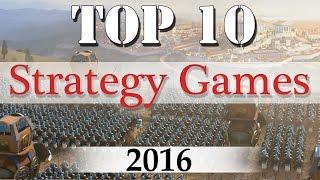 getlinkyoutube.com-Top 10 Best Strategy Games of 2016