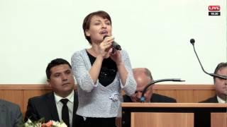 Alina Buică Mateciuc - Tată preasfânt(LIVE)