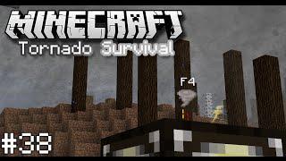 getlinkyoutube.com-F4 DIRECT HIT - Minecraft Tornado Survival #38 (Localized Weather Mod)