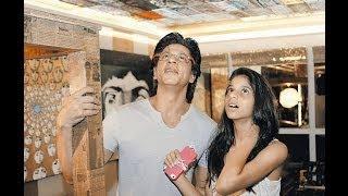 getlinkyoutube.com-SRK&Suhana: Suhana's 14th Birthday Special