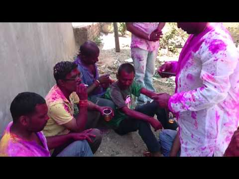 hyderabad bad guys at holi 2014