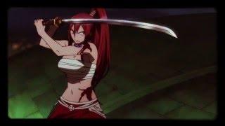 getlinkyoutube.com-[AMV] Erza Scarlet - I Dare You
