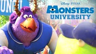 getlinkyoutube.com-College Days   Monsters U   Disney Pixar