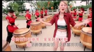 getlinkyoutube.com-M-GIRLS 2016 {2} imlek song