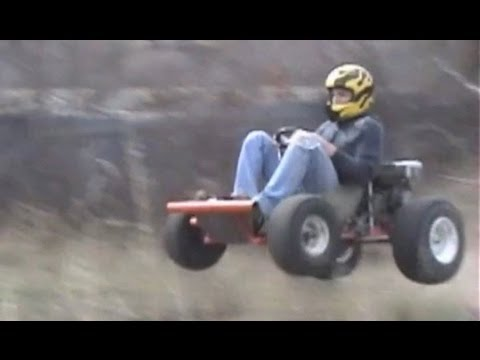 Homemade Go-Karts And Mini Bikes
